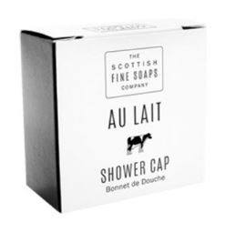 Au Lait Shower Caps