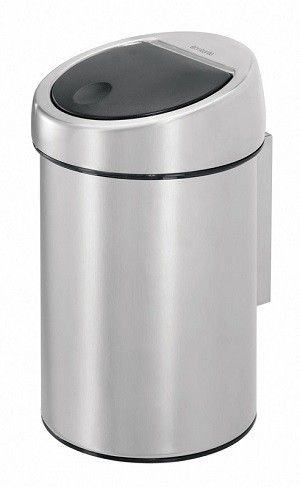 Wall-mounted Touch bin 3L
