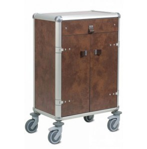 Luxe Housekeeping Trolley Despina