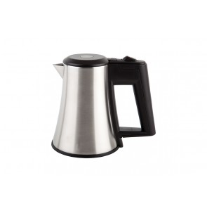Waterkettle stainless steel 0,5 liter