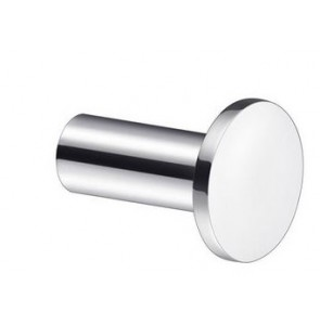 Towel hook Chrome-plated Brass 42 mm