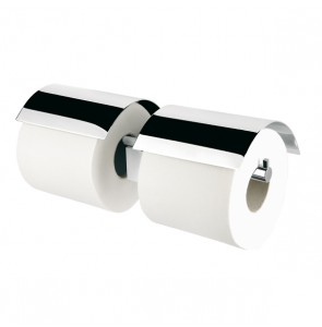 Double toilet roll holder Stainless Steel