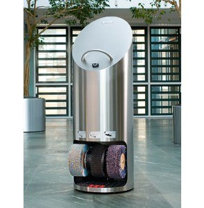 Shoe shine machine Ellipse