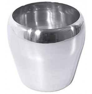Ice bucket stainless steel 1,1 ltr