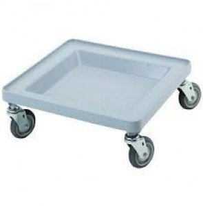 Cambro Glass Trolley