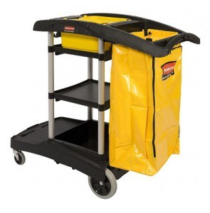 High capacity utility cart