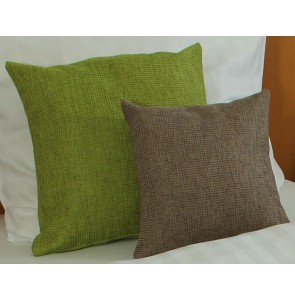 Pillow case Lime green