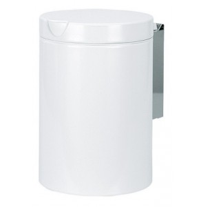 White wall-mounted Bin 3L