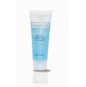 Courtesy Bath & Shower Gel 30 ml
