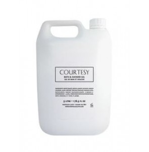 Courtesy refill Bath & Shower Gel 5 L