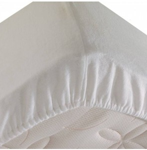 Mattress protector Waterproof 140 x 200 cm