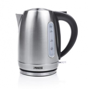 Water kettle stainless steel 1,7 L