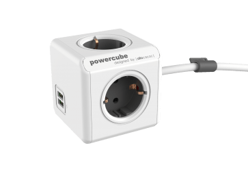 PowerCube Extended Duo USB