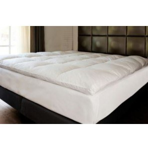 Featherbed matras topper 180 x 200 cm