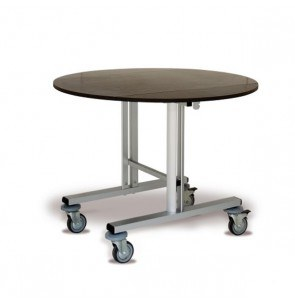 Roomservice Trolley Grijs/Wit